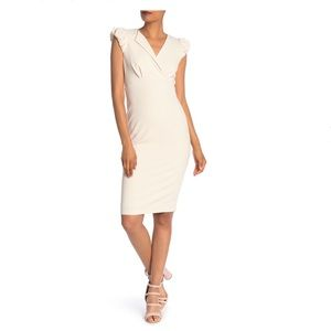 NWT Calvin Klein Ivory Dress Sz 10